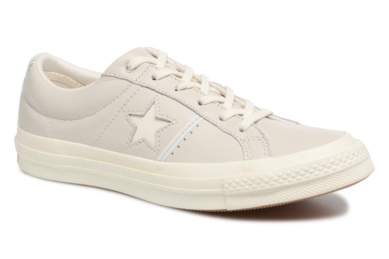 Grandes descuentos últimos zapatos Converse One Star Piping Pack Ox W (Gris) - Deportivas Descuento
