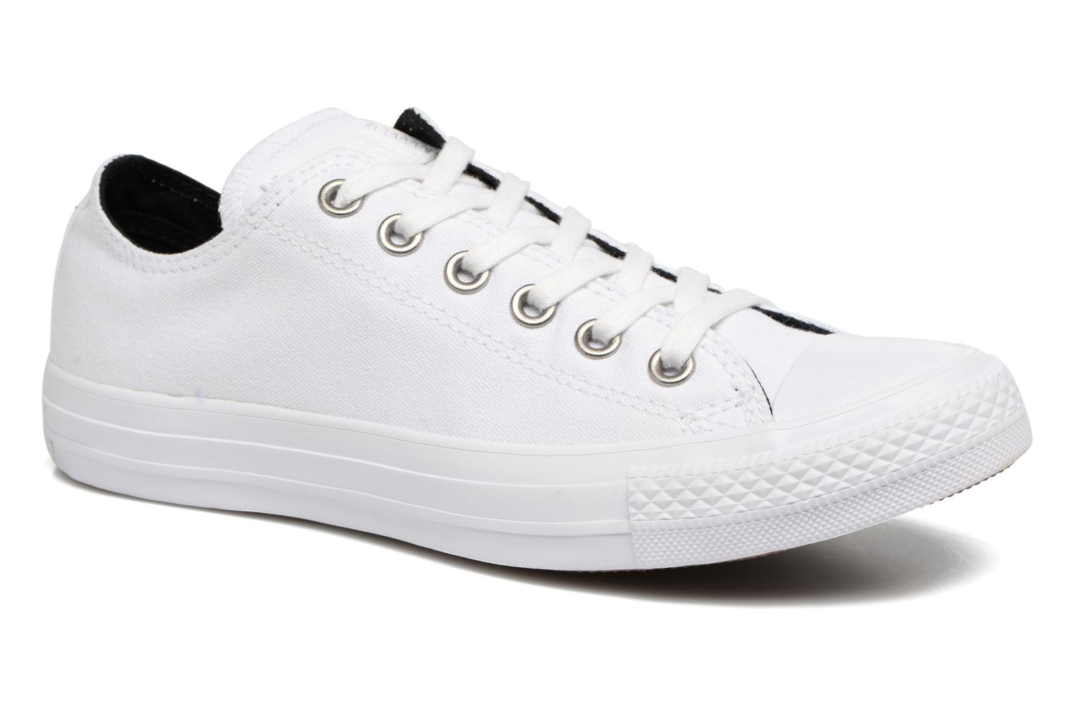 Converse Chuck Taylor All Star Canvas + Studs Ox Blanco uIZ8Yp