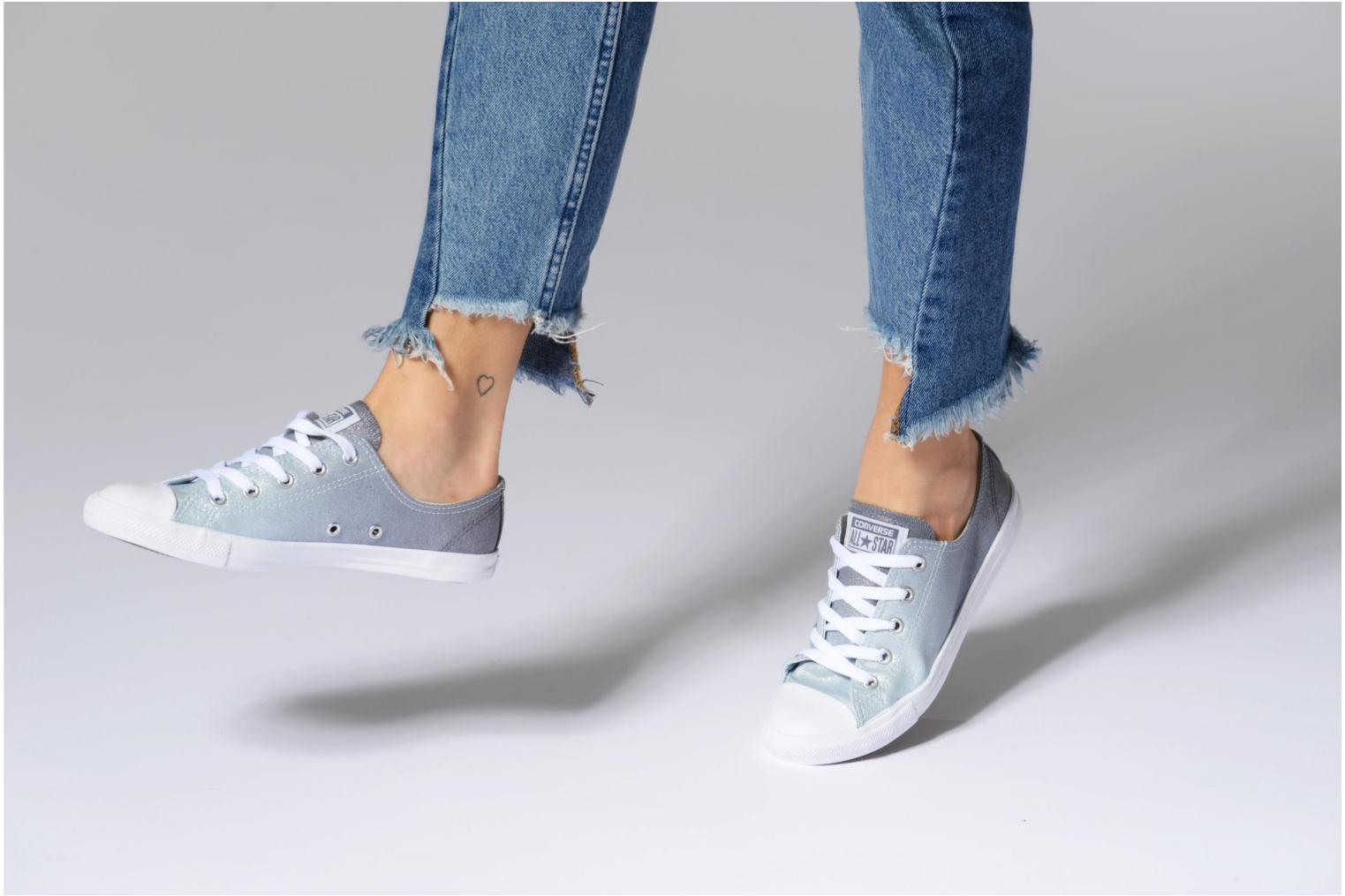 Converse Metallic Dainty Star Taylor Gold Chuck Ombre All White Beige Ox Particle rxWarSnqt