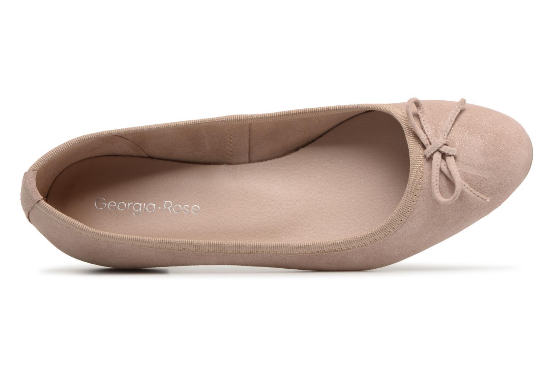 Ballerina's Georgia Rose Luna Beige links