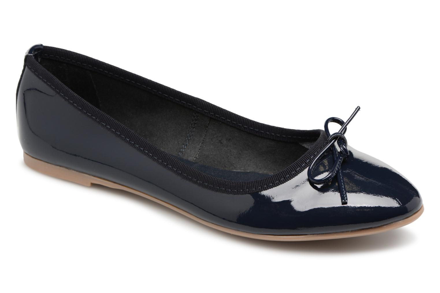 Georgia Rose - Damen - Laia - Ballerinas - blau