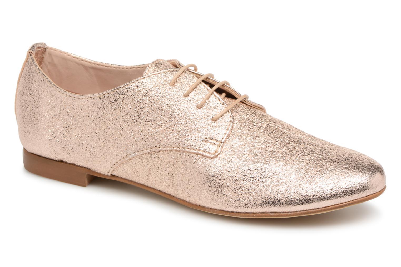 Zapatos de mujer baratos zapatos de mujer Georgia Rose Lion (Rosa) - Zapatos con cordones en Más cómodo