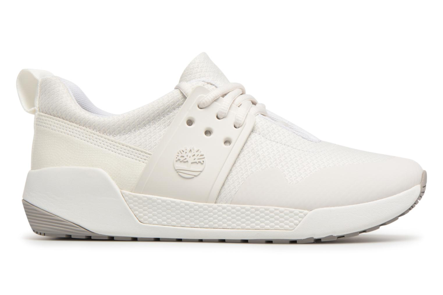 Baskets Timberland Kiri New Lace Oxford Blanc vue derrière