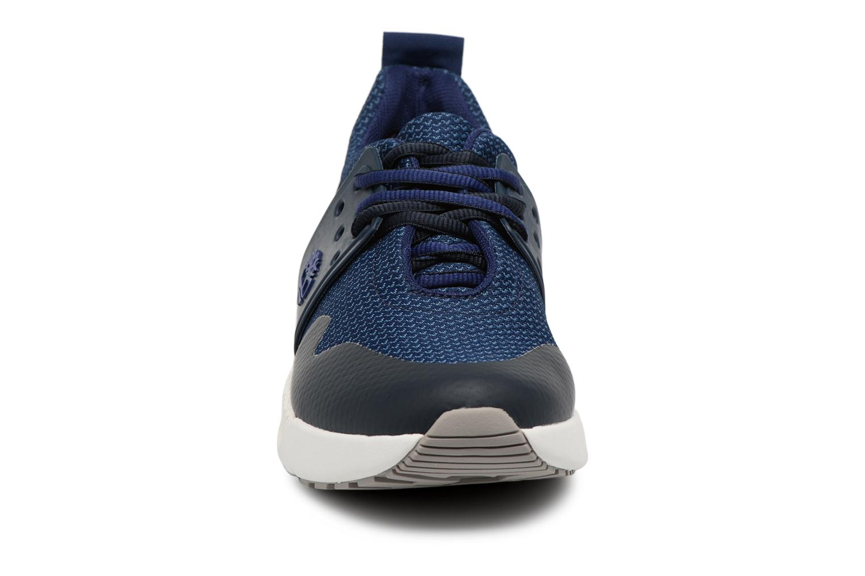 Sneaker Timberland Kiri New Lace Oxford blau schuhe getragen