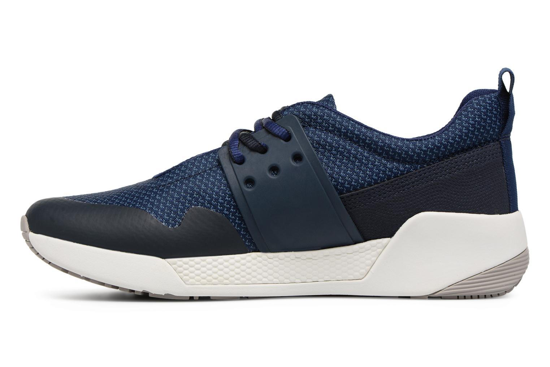 Sneaker Timberland Kiri New Lace Oxford blau ansicht von vorne
