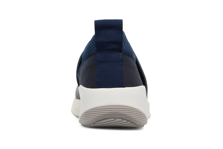 Sneaker Timberland Kiri New Lace Oxford blau ansicht von rechts