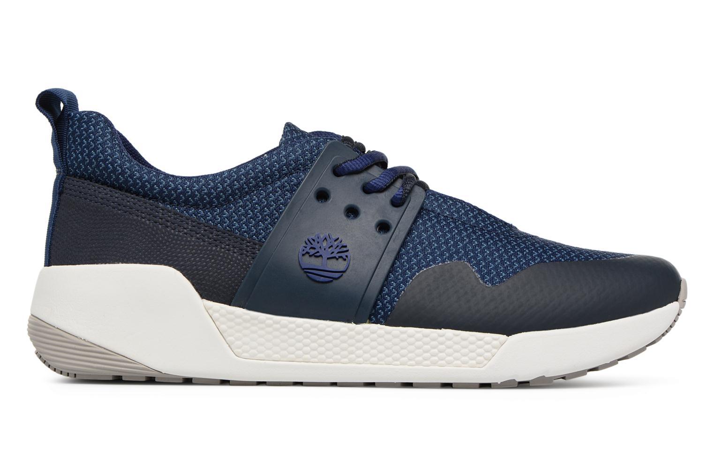 Sneaker Timberland Kiri New Lace Oxford blau ansicht von hinten