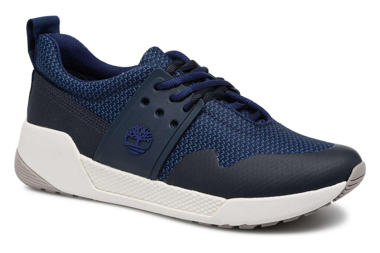 Sneaker Timberland Kiri New Lace Oxford blau detaillierte ansicht/modell