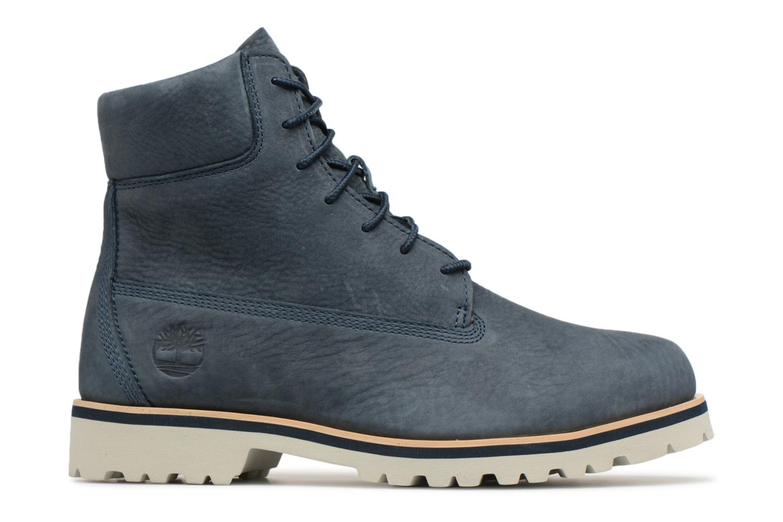 "Chilmark 6"" Boot Midnight Navy Barefoot Buffed"