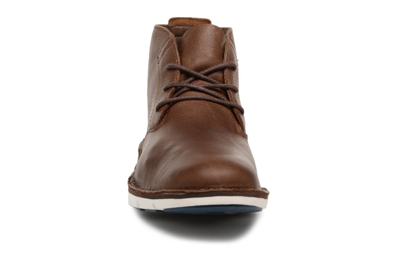 Stiefeletten & Boots Timberland Tidelands Desert Boot braun schuhe getragen