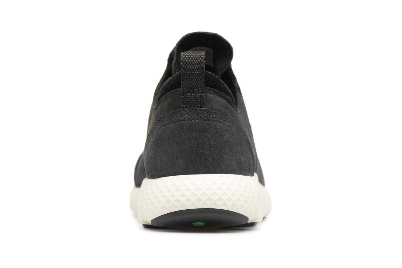 Sneaker Timberland FlyRoam Leather Oxford schwarz ansicht von rechts