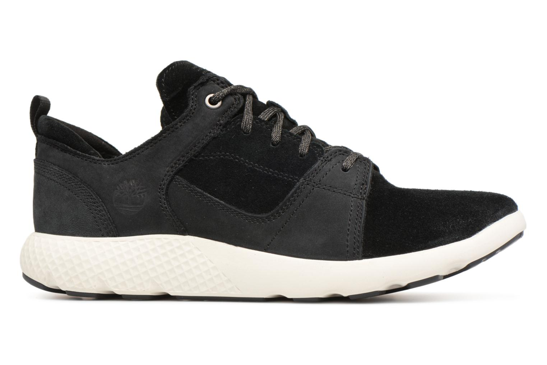 Sneaker Timberland FlyRoam Leather Oxford schwarz ansicht von hinten