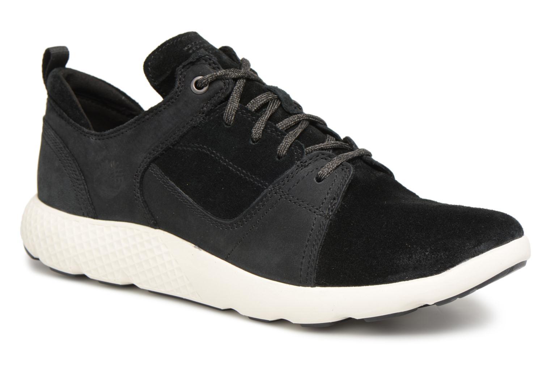 Sneaker Timberland FlyRoam Leather Oxford schwarz detaillierte ansicht/modell