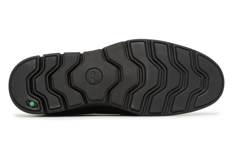 Chaussures à lacets Timberland Bradstreet Padded Collar Noir vue haut
