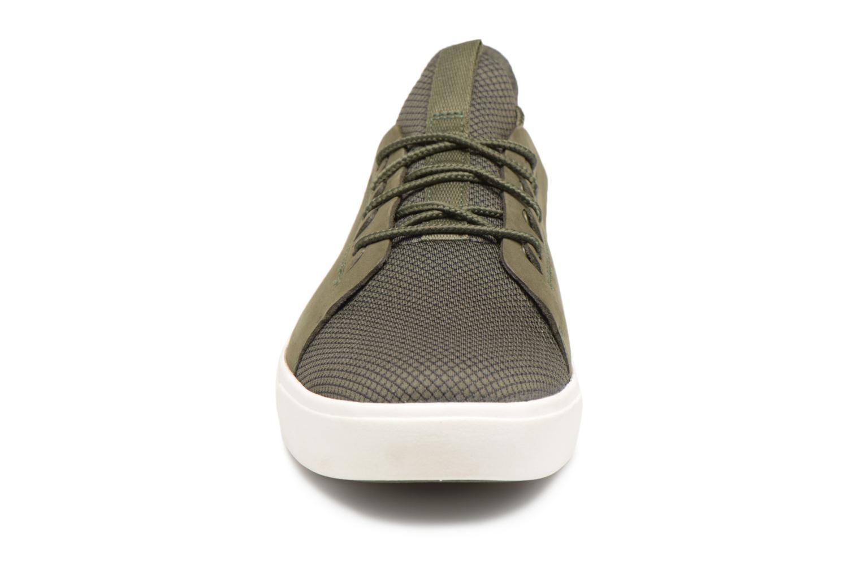 Sneaker Timberland Amherst Lthr LTT Sneaker grün schuhe getragen