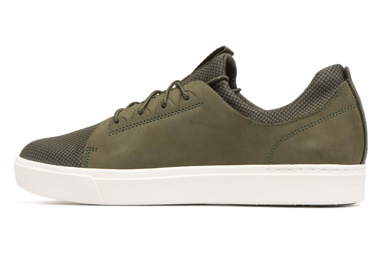 Sneaker Timberland Amherst Lthr LTT Sneaker grün ansicht von vorne