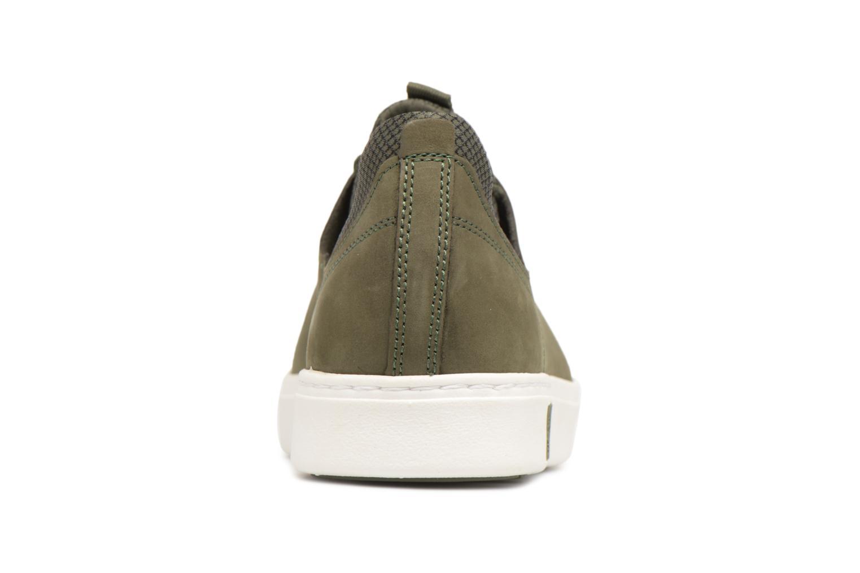 Sneaker Timberland Amherst Lthr LTT Sneaker grün ansicht von rechts
