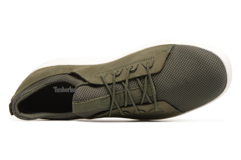 Sneaker Timberland Amherst Lthr LTT Sneaker grün ansicht von links