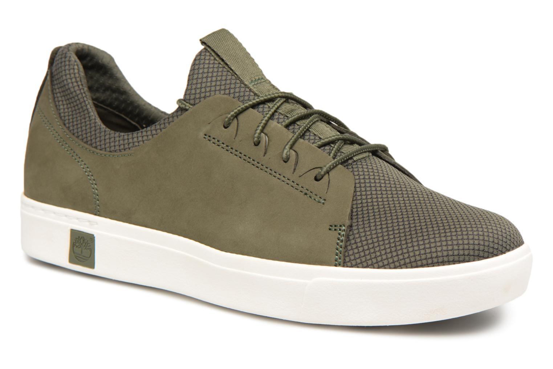 Sneaker Timberland Amherst Lthr LTT Sneaker grün detaillierte ansicht/modell