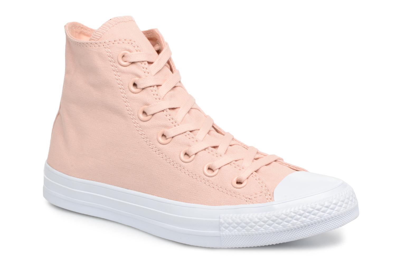 Grandes descuentos últimos zapatos Converse Chuck Taylor All star Platinum Midsoles (Rosa) - Deportivas Descuento