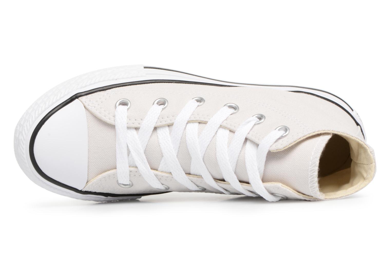 Pale Putty Converse CTAS HI Blanc