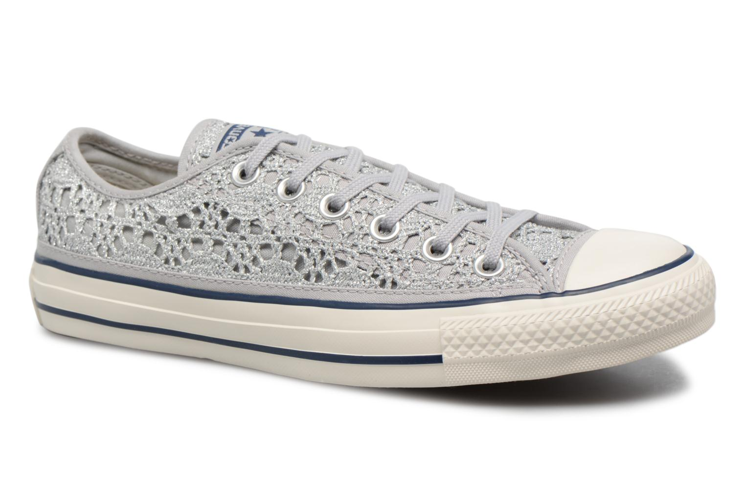 CTAS OX PURE Pure Silver/White/Navy