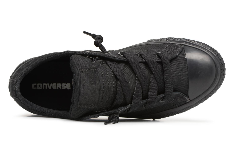 CTAS MONOCHROME Converse BLACK STREET SLIP CvqxY8wx