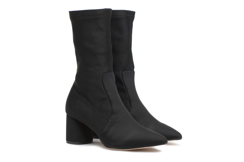 Bottines et boots Made by SARENZA 90's Girls Gang Boots #1 Noir vue derrière
