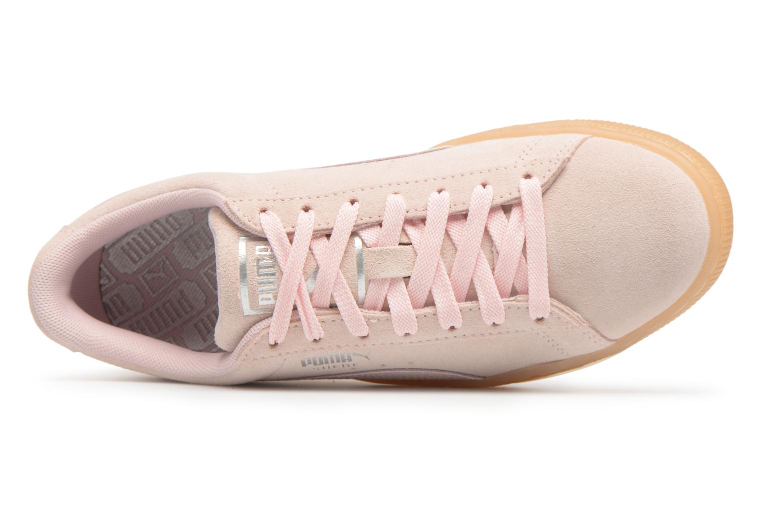 Pearl Puma Suede Classic Bubble Wns (Rose)