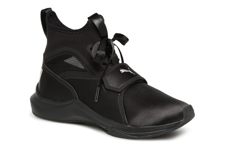 Zapatos promocionales Puma Phenom Satin EP Wn's (Negro) - Deportivas   Cómodo y bien parecido