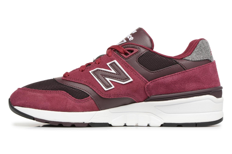 4 NEC SEDONA RED New Balance ML597 D (Bordeaux)
