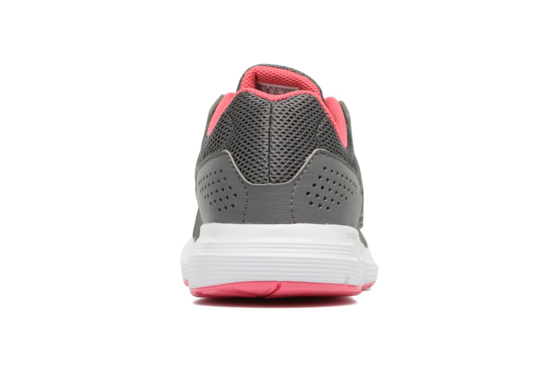 Chaussures de sport Adidas Performance Galaxy 4 Gris vue droite