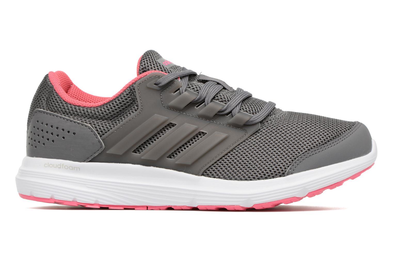 Chaussures de sport Adidas Performance Galaxy 4 Gris vue derrière