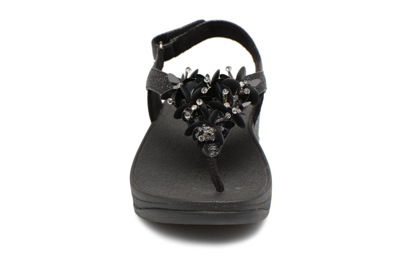 FitFlop Boogaloo Back Strap Sandal Zwart Blader Online Te Koop 4Grm0oLlq