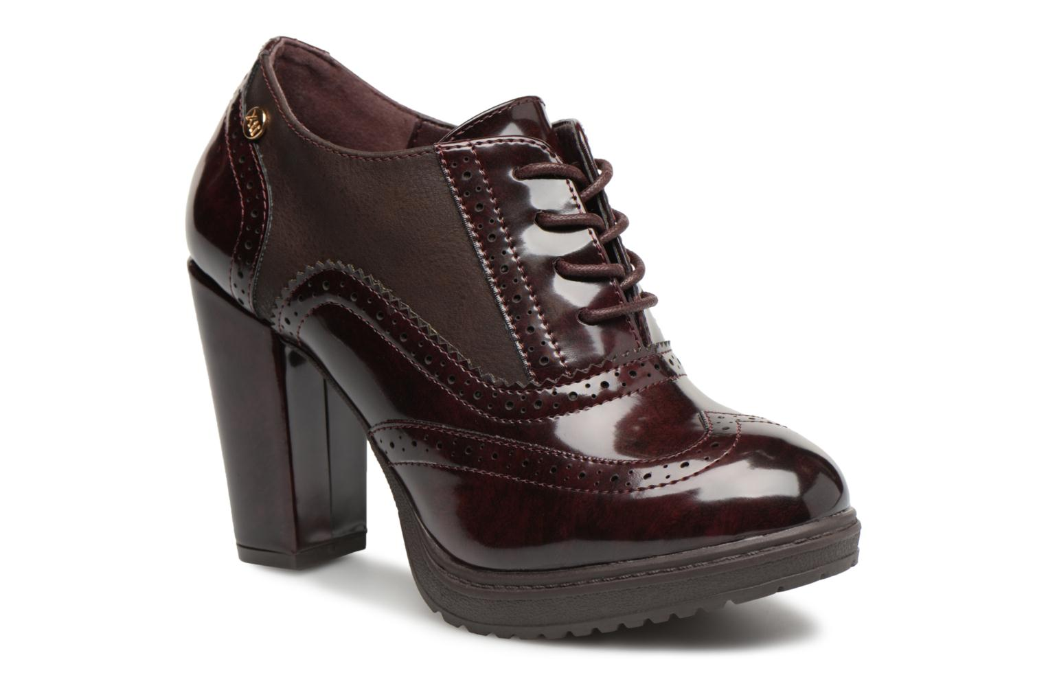 Xti - BORDEAUX Heeled YudFhQ