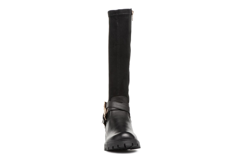 Bottes Xti 047349 Noir vue portées chaussures
