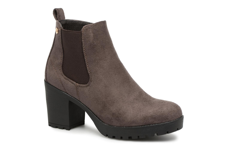 Xti - Damen - Mila 45011 - Stiefeletten & Boots - braun X9es3b