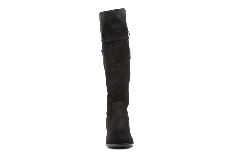 Bottes Refresh 63719 Noir vue portées chaussures