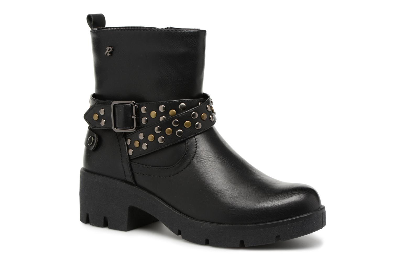 Grandes descuentos últimos zapatos Refresh 63832 (Negro) - Botines  Descuento