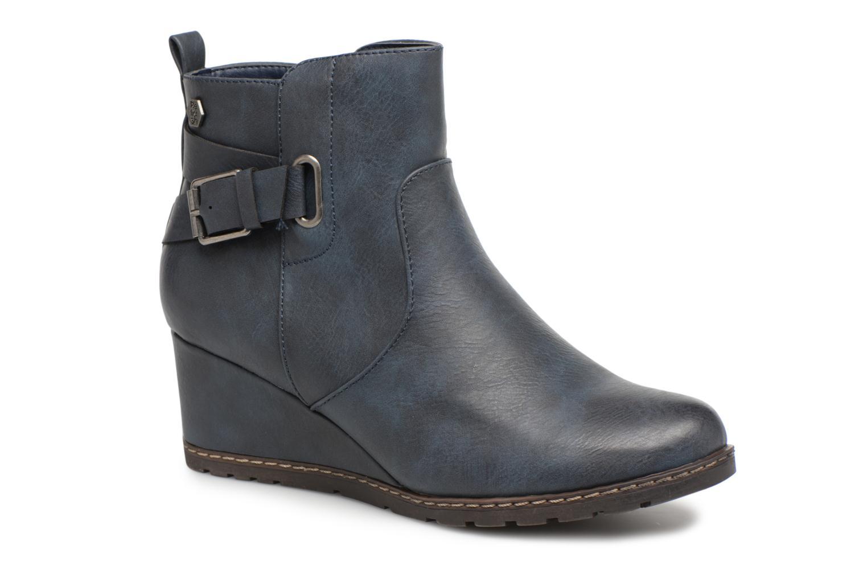 Grandes descuentos últimos zapatos Refresh 63877 (Azul) - Botines  Descuento