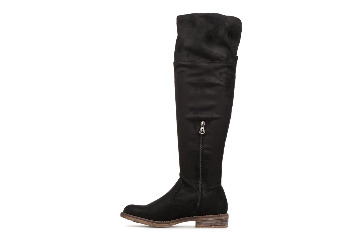 Boots & wellies Refresh 63896 Black front view