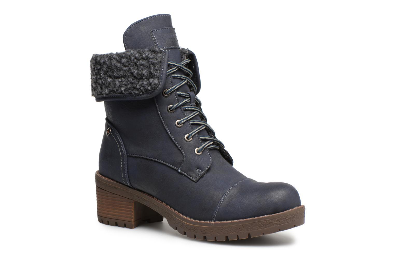 Grandes descuentos últimos zapatos Refresh 63997 (Azul) - Botines  Descuento