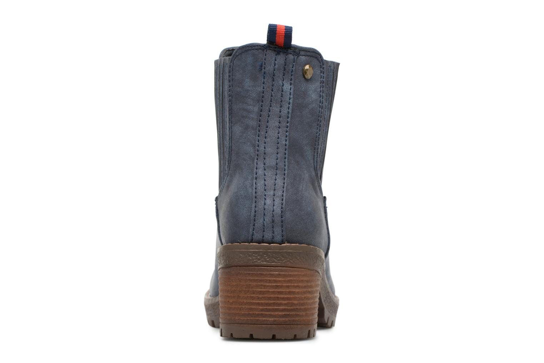 Bottines et boots Refresh 64031 Bleu vue droite