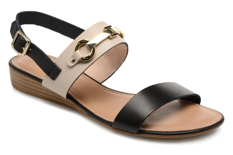 Zapatos promocionales Georgia Rose Lotima (Negro) - Sandalias   Casual salvaje