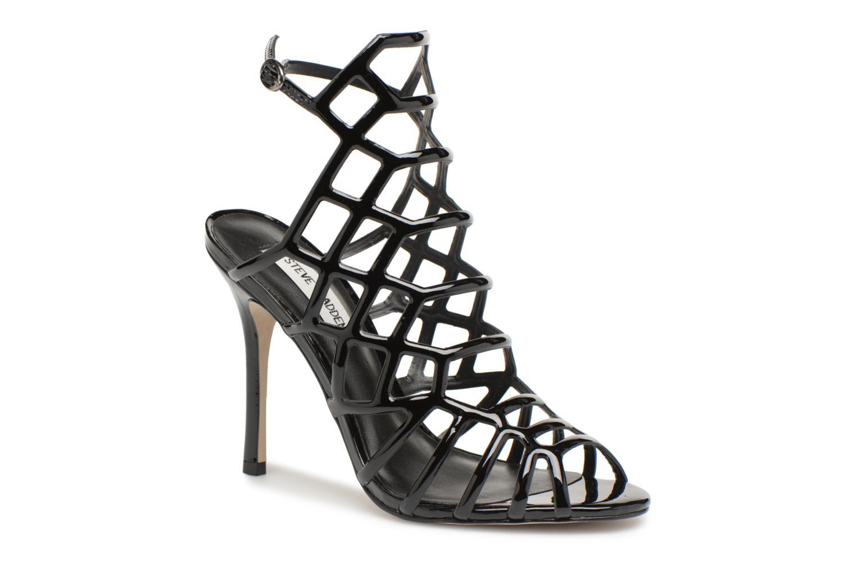Sandales et nu-pieds Steve Madden Slithur Sandal Noir vue détail/paire
