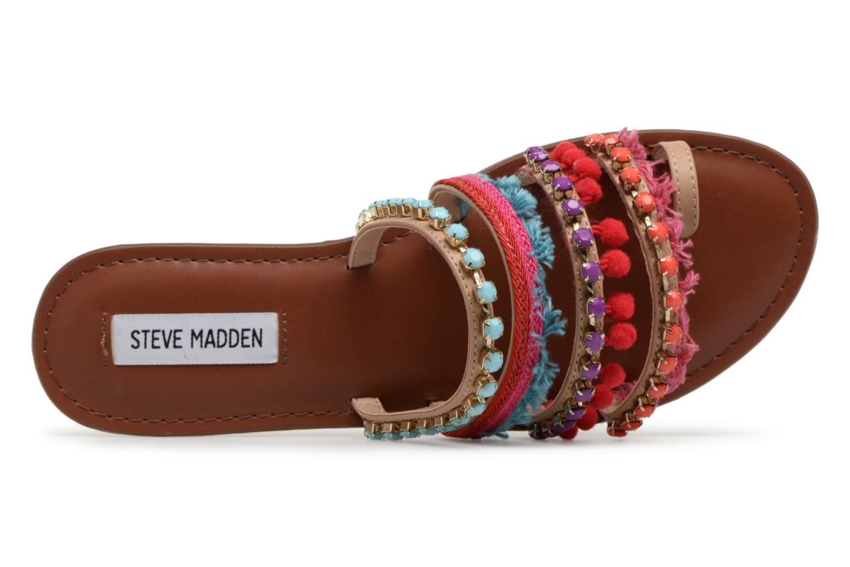 Sandales et nu-pieds Steve Madden Gypsy Slipper Multicolore vue gauche