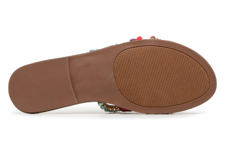 Sandales et nu-pieds Steve Madden Gypsy Slipper Multicolore vue haut