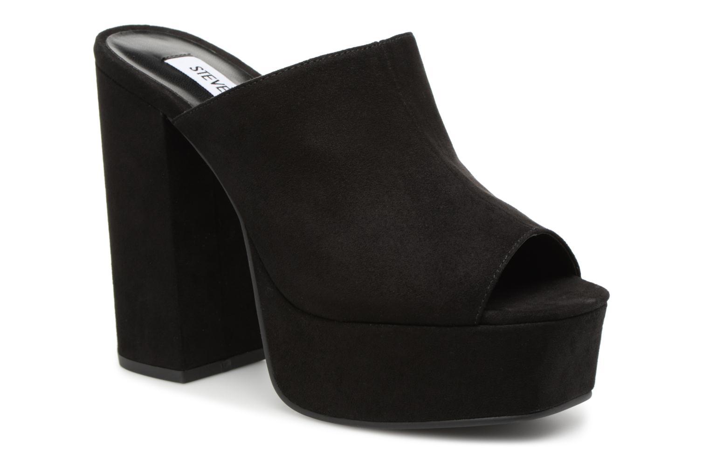 Mules et sabots Steve Madden Seven Sandal Noir vue détail/paire