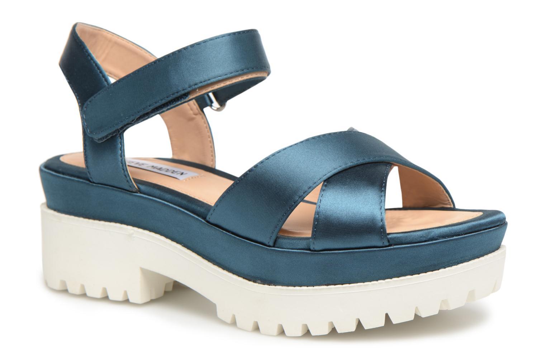 premium selection 4bdfd 6e722 Steve Madden Fine Sandal (Bleu) - Sandales et nu-pieds chez Sarenza (