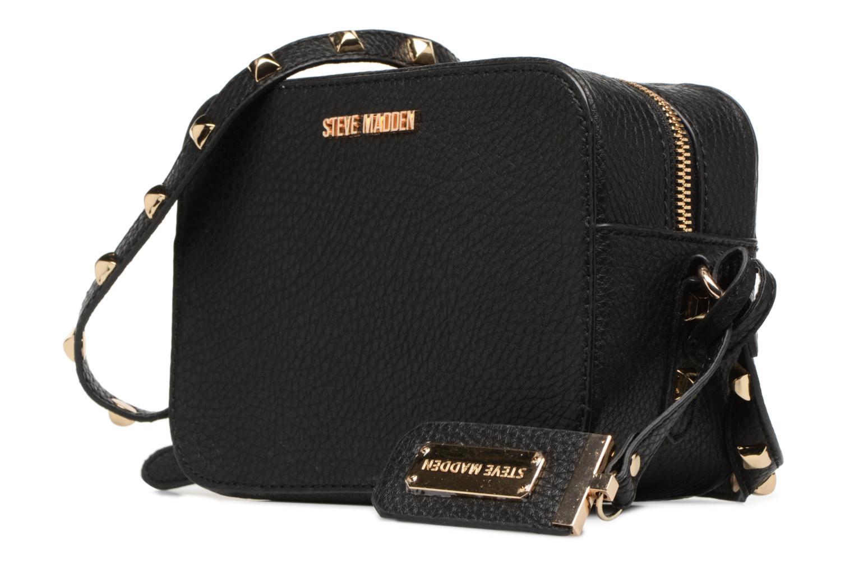 Handtaschen Steve Madden Bsprinkl schwarz schuhe getragen